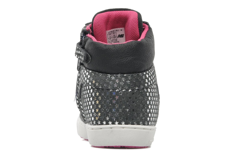 Baskets New Balance KT952 Gris vue droite