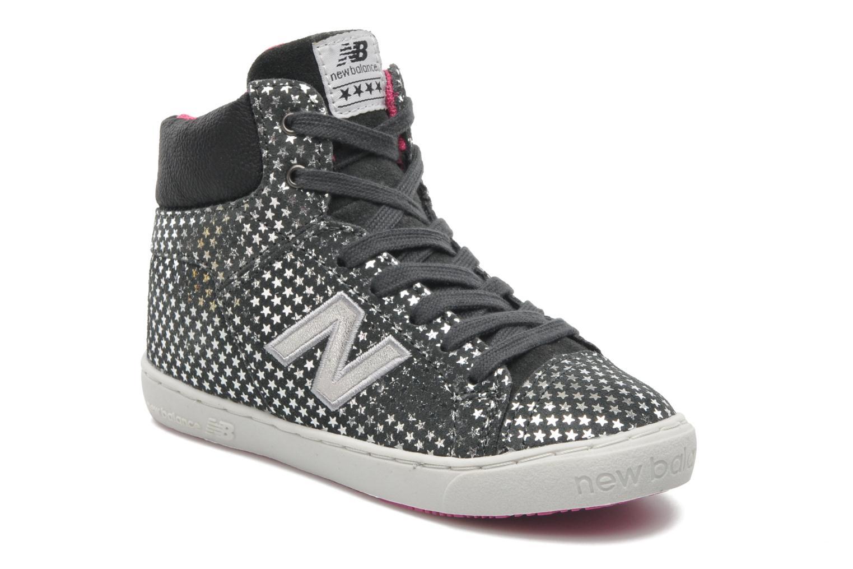 Baskets New Balance KT952 Gris vue détail/paire