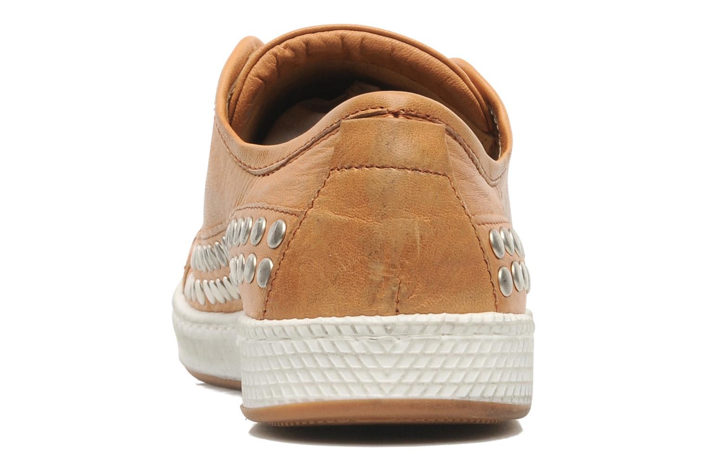 Sneakers Pataugas Jungle Oranje rechts