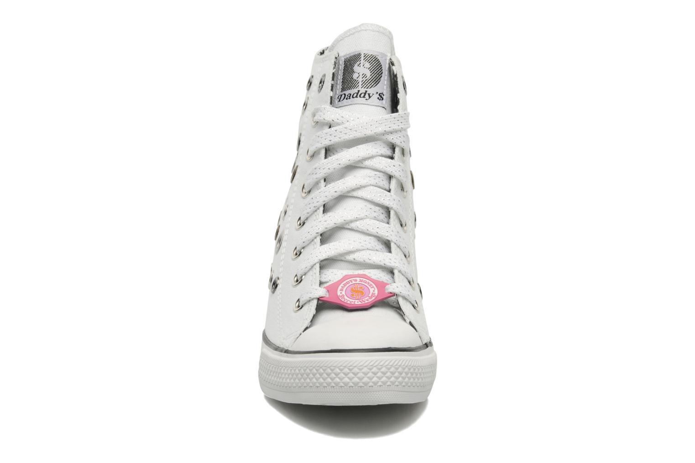 Sneakers Skechers Daddy's money- Loose Change 39111 Vit bild av skorna på