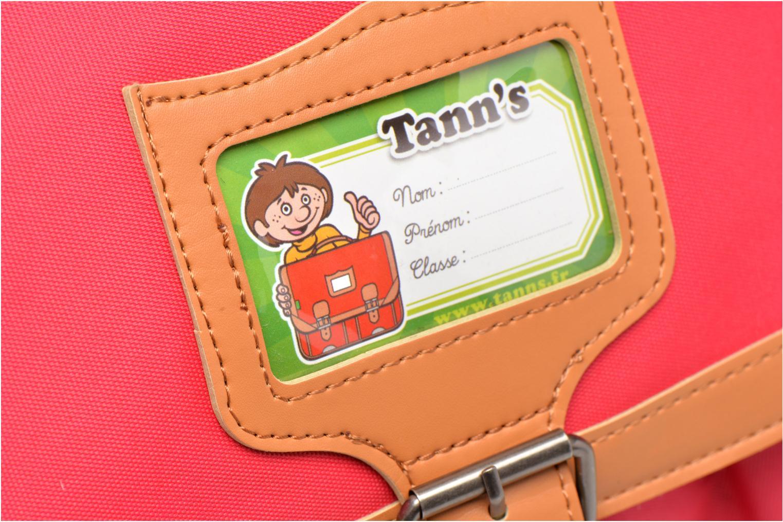 Per la scuola Tann's Cartable 35 cm CLASSIC Rosa immagine sinistra