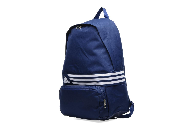 Rucksacks Adidas Performance Backpack M 3S Blue model view