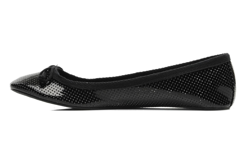 Ballerina's I Love Shoes Phillian Zwart voorkant