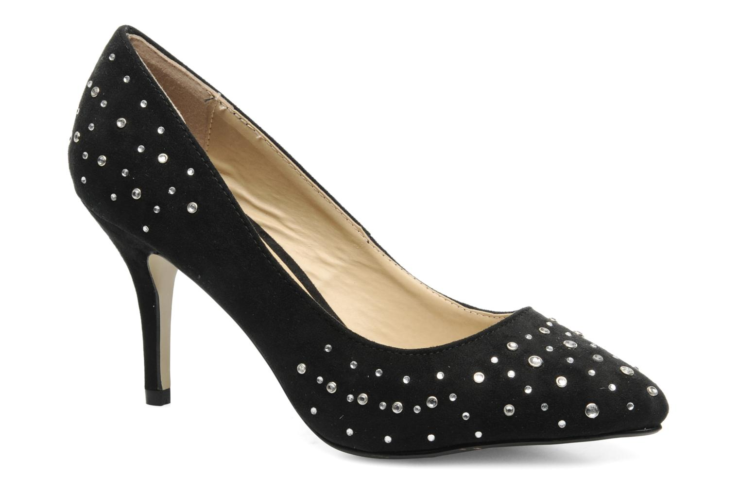 Escarpins I Love Shoes Phodam Noir vue détail/paire