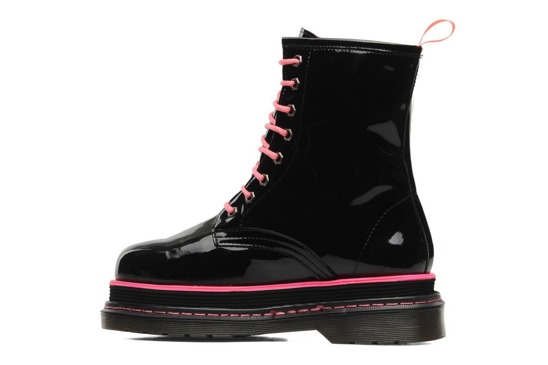 Boots en enkellaarsjes Buffalo Oceano Zwart voorkant