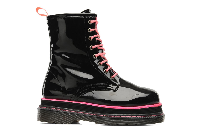 Boots en enkellaarsjes Buffalo Oceano Zwart achterkant