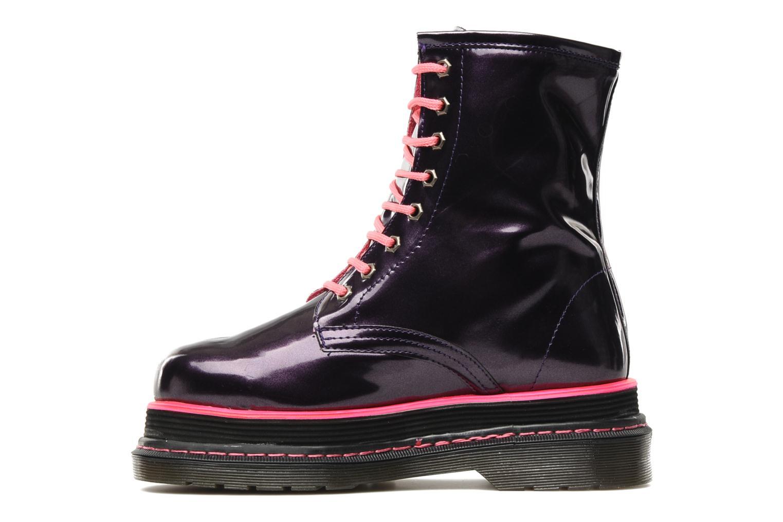 Boots en enkellaarsjes Buffalo Oceano Paars voorkant
