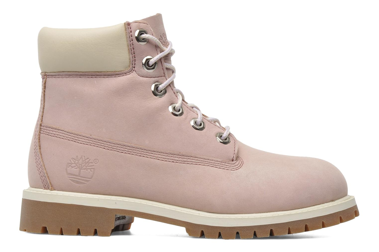 Ankle boots Timberland 6 In Premium WP Boot Pink back view