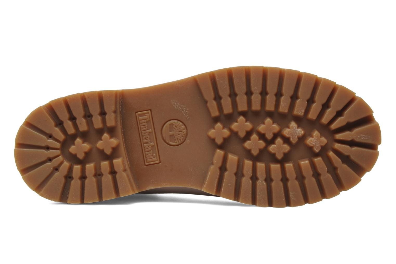 Bottines et boots Timberland 6 In Premium WP Boot Rose vue haut