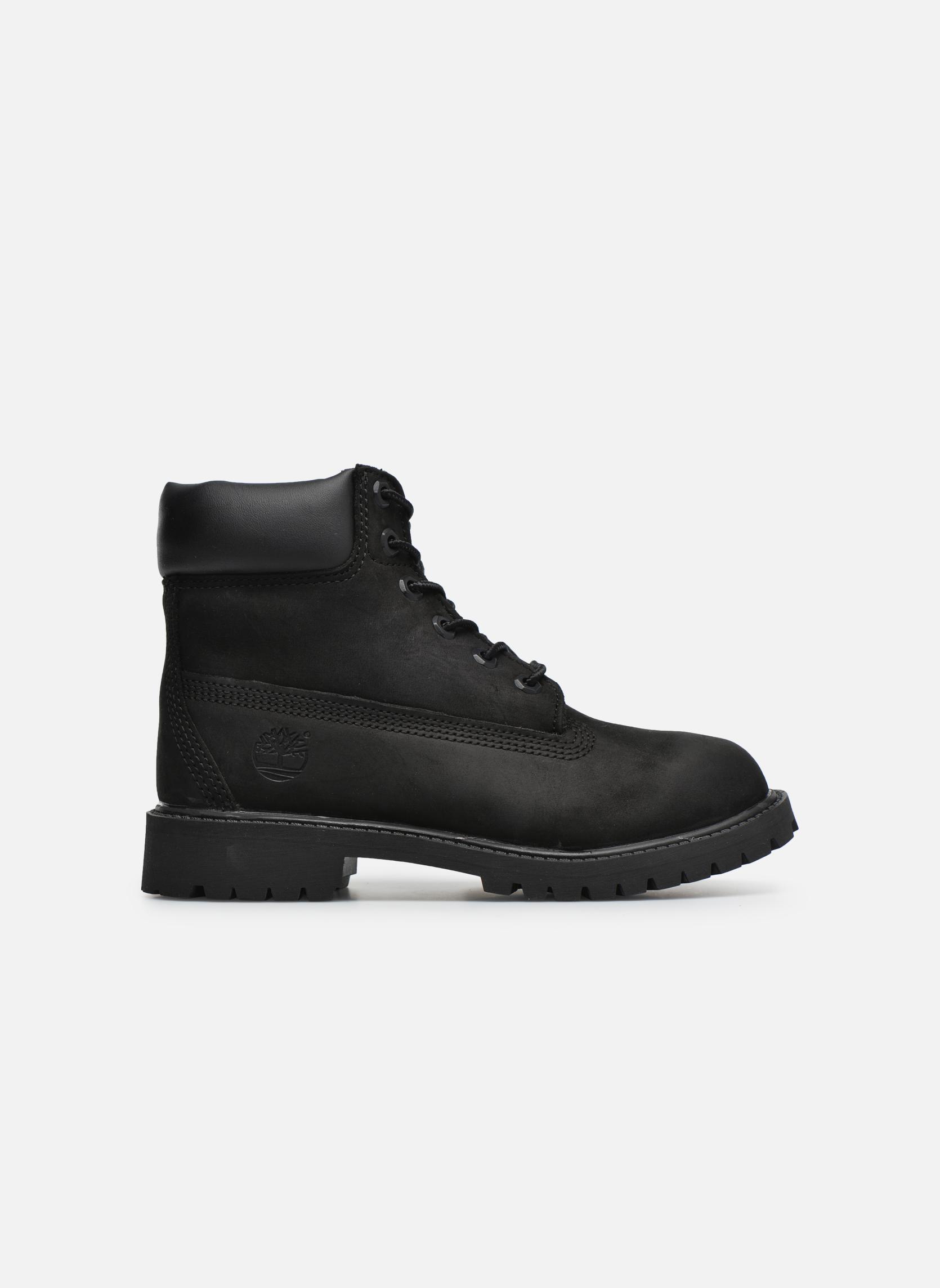 Boots en enkellaarsjes Timberland 6 In Premium WP Boot Zwart achterkant
