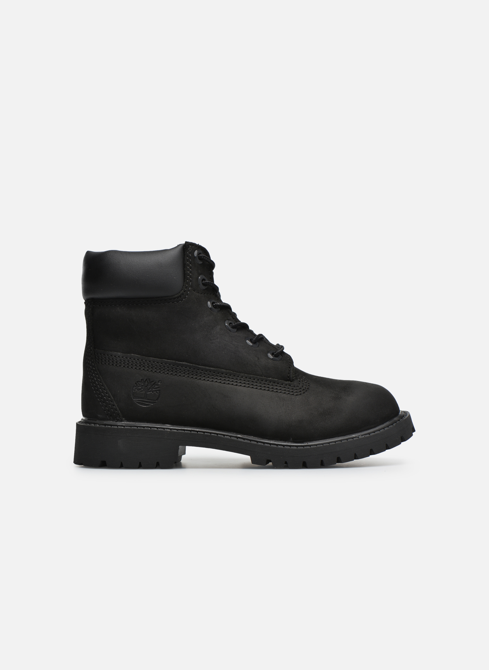 Stiefeletten & Boots Timberland 6 In Premium WP Boot schwarz ansicht von hinten