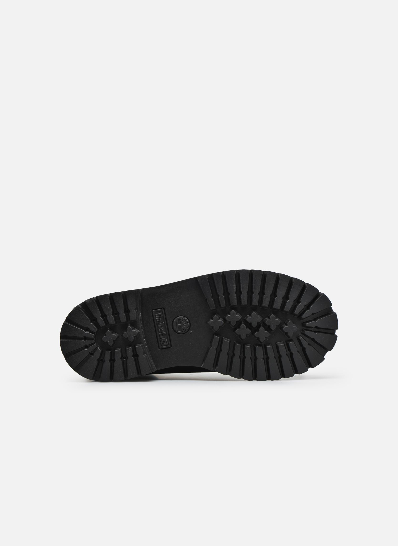 Stiefeletten & Boots Timberland 6 In Premium WP Boot schwarz ansicht von oben