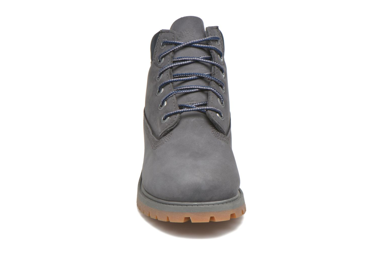 Bottines et boots Timberland 6 In Premium WP Boot Bleu vue portées chaussures