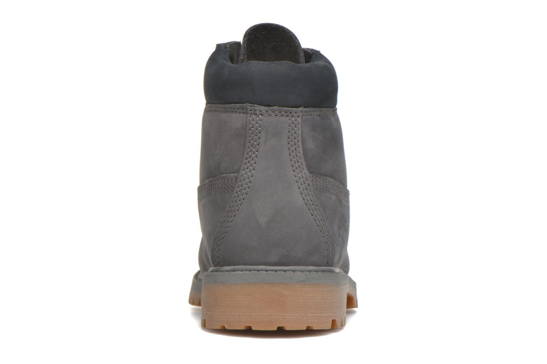 Stiefeletten & Boots Timberland 6 In Premium WP Boot blau ansicht von rechts
