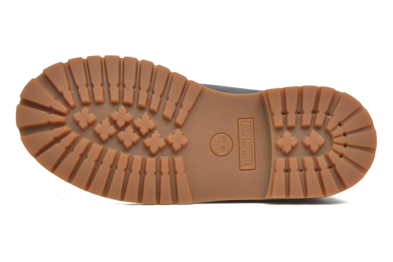 Bottines et boots Timberland 6 In Premium WP Boot Bleu vue haut