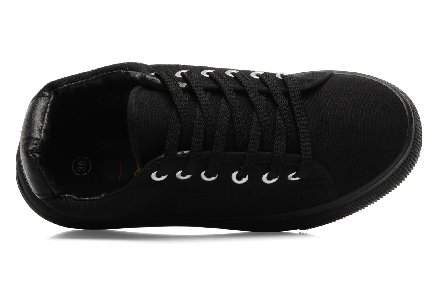 Sneakers I Love Shoes Thaoma Zwart links