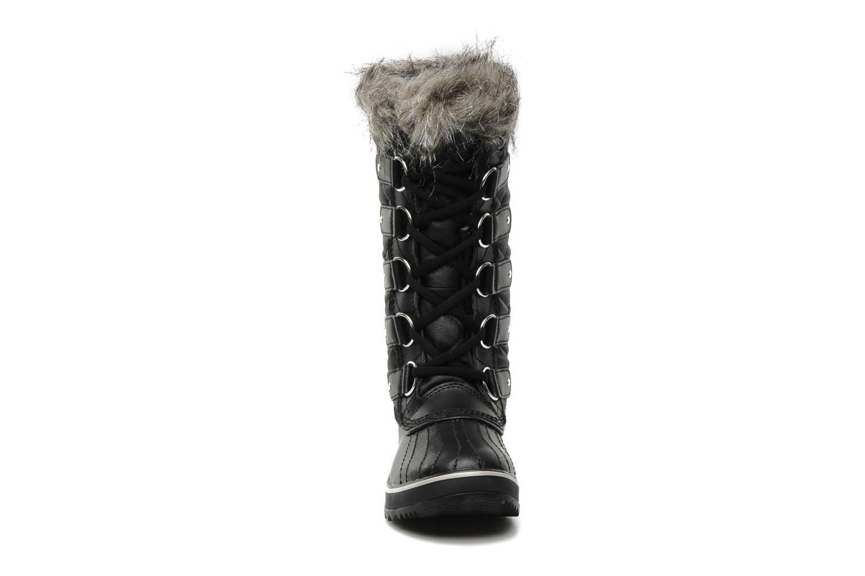 Bottines et boots Sorel Tofino Cvs Noir vue portées chaussures