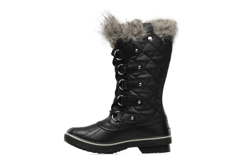 Bottines et boots Sorel Tofino Cvs Noir vue face