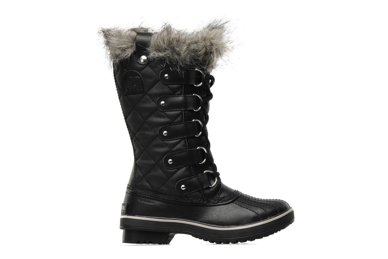 Boots en enkellaarsjes Sorel Tofino Cvs Zwart achterkant