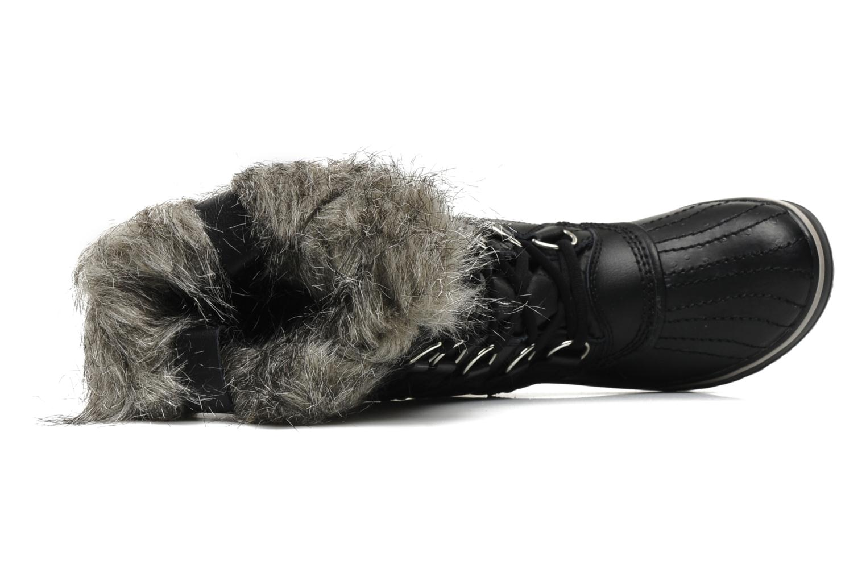 Bottines et boots Sorel Tofino Cvs Noir vue gauche