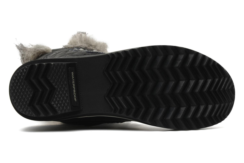 Bottines et boots Sorel Tofino Cvs Noir vue haut