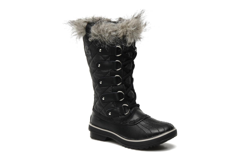 Bottines et boots Sorel Tofino Cvs Noir vue détail/paire