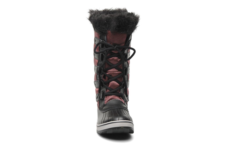 Stiefeletten & Boots Sorel Tofino Nylon schwarz schuhe getragen
