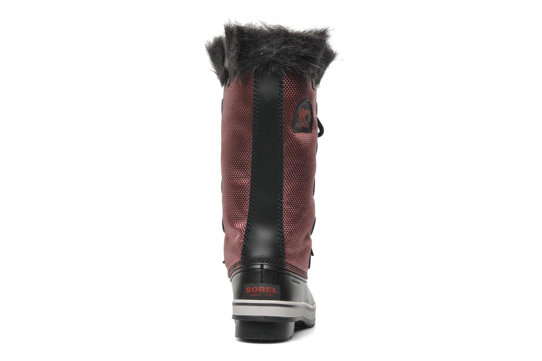 Boots en enkellaarsjes Sorel Tofino Nylon Zwart rechts