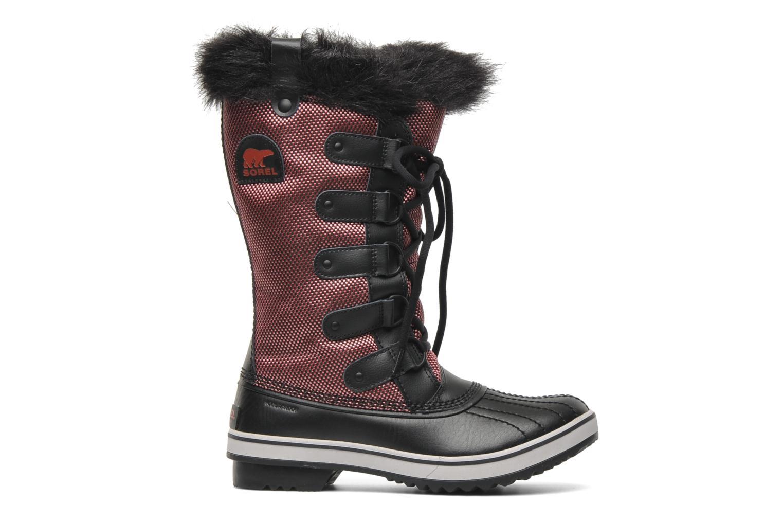 Boots en enkellaarsjes Sorel Tofino Nylon Zwart achterkant