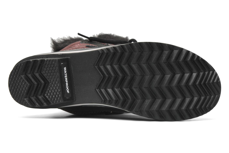 Boots en enkellaarsjes Sorel Tofino Nylon Zwart boven