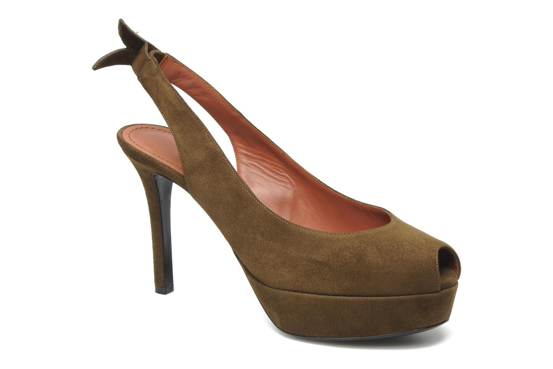 Sandalen Sonia Rykiel Sultan grün detaillierte ansicht/modell