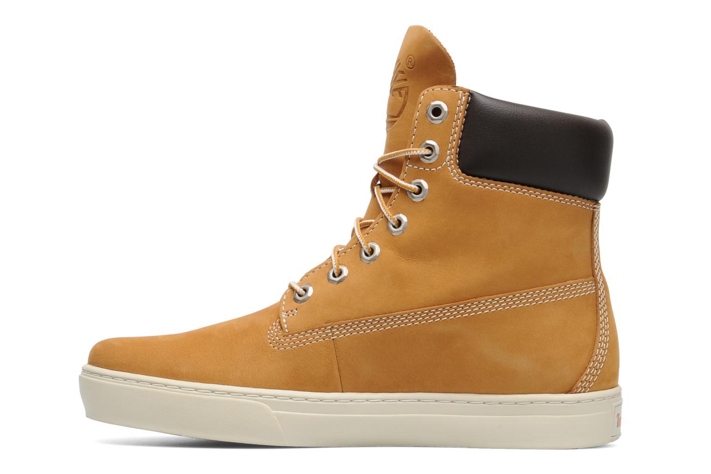 Sneaker Timberland 6 In 2.0 Cupsole beige ansicht von vorne