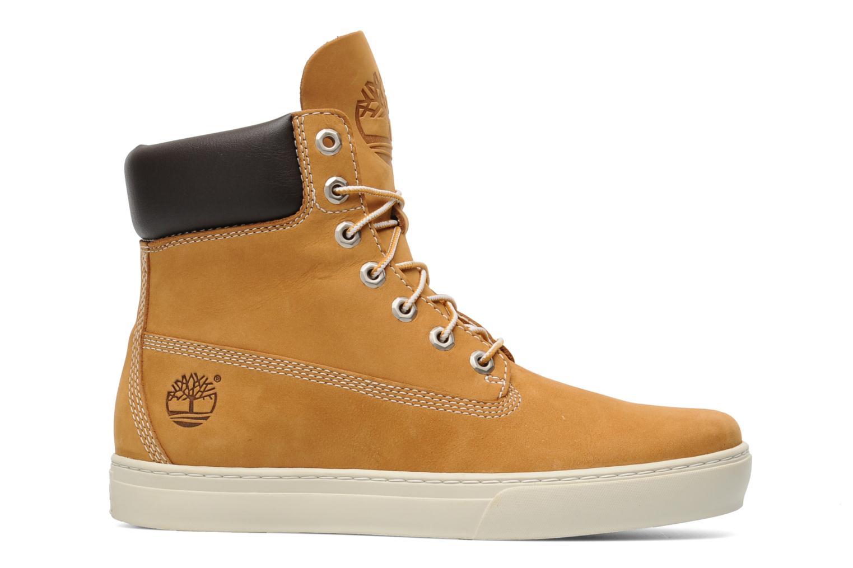 Sneaker Timberland 6 In 2.0 Cupsole beige ansicht von hinten
