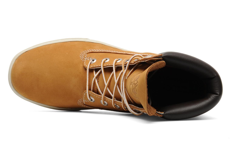 Sneaker Timberland 6 In 2.0 Cupsole beige ansicht von links