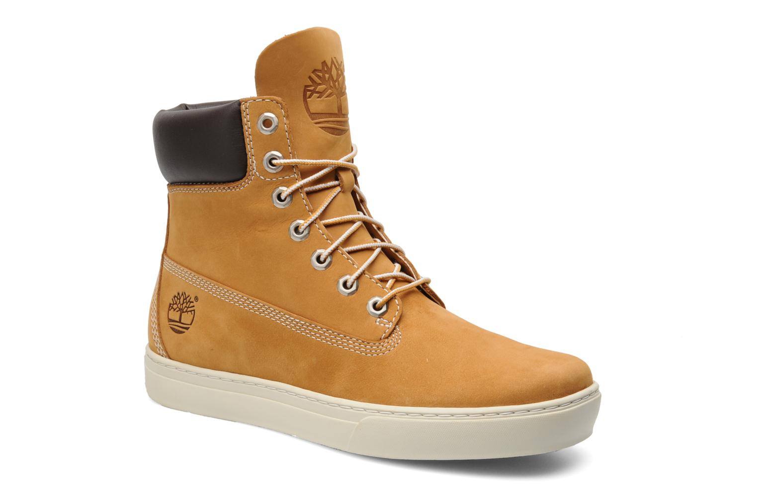 Trainers Timberland 6 In 2.0 Cupsole Beige detailed view/ Pair view