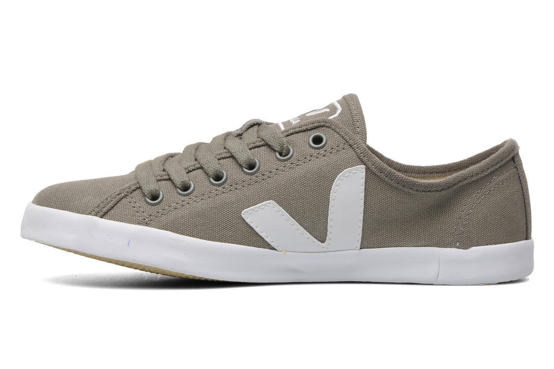Sneaker Veja Taua W grau ansicht von vorne