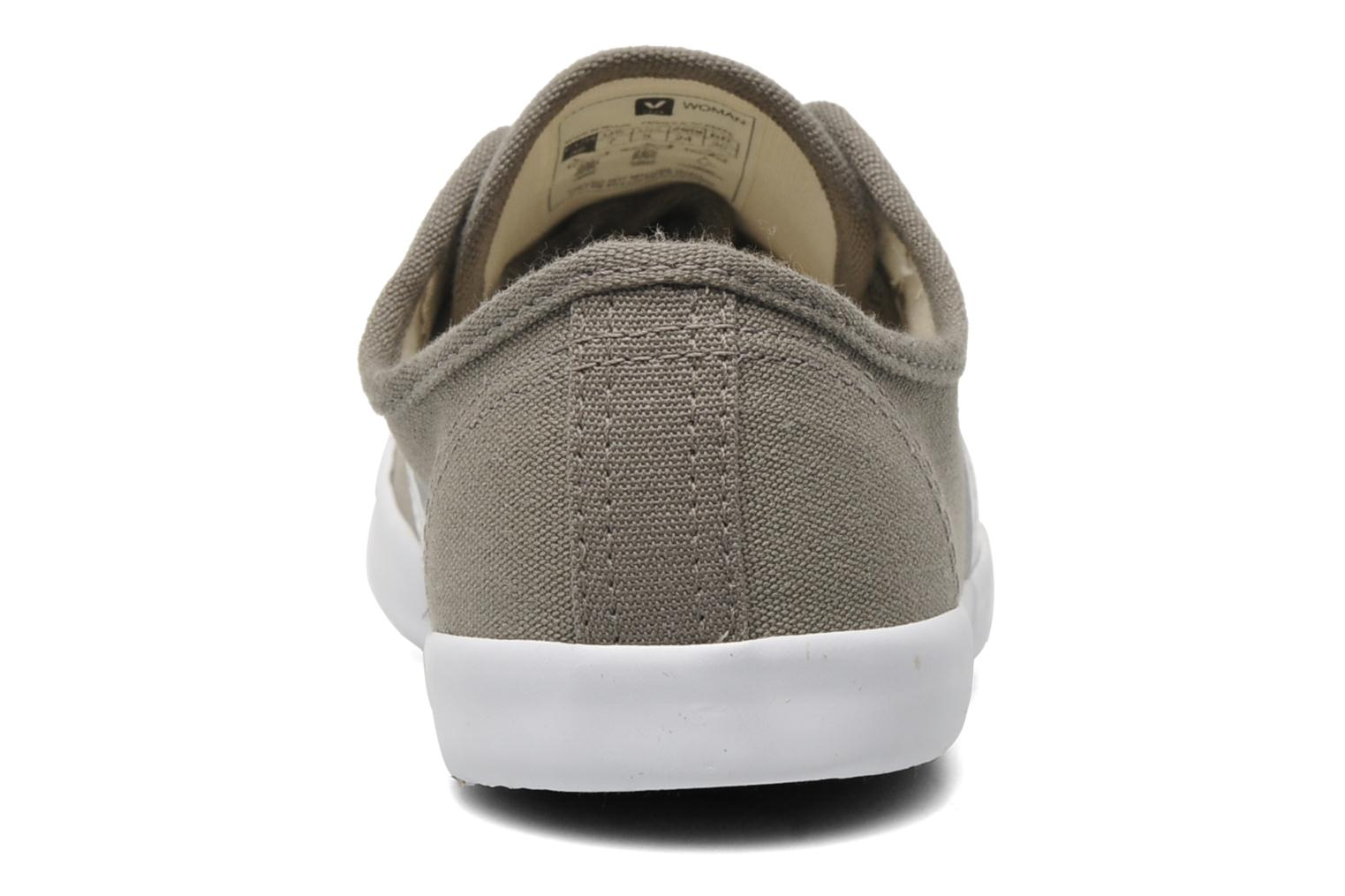 Trainers Veja Taua W Grey view from the right