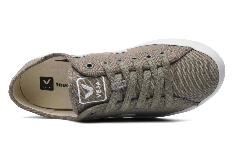 Sneaker Veja Taua W grau ansicht von links