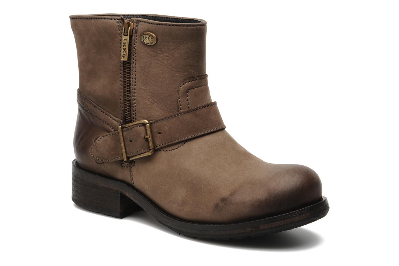 Boots en enkellaarsjes IKKS Harmione Bruin 3/4'