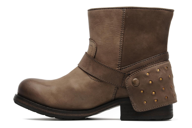 Boots en enkellaarsjes IKKS Harmione Bruin voorkant