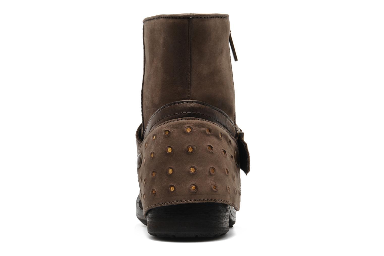 Boots en enkellaarsjes IKKS Harmione Bruin rechts