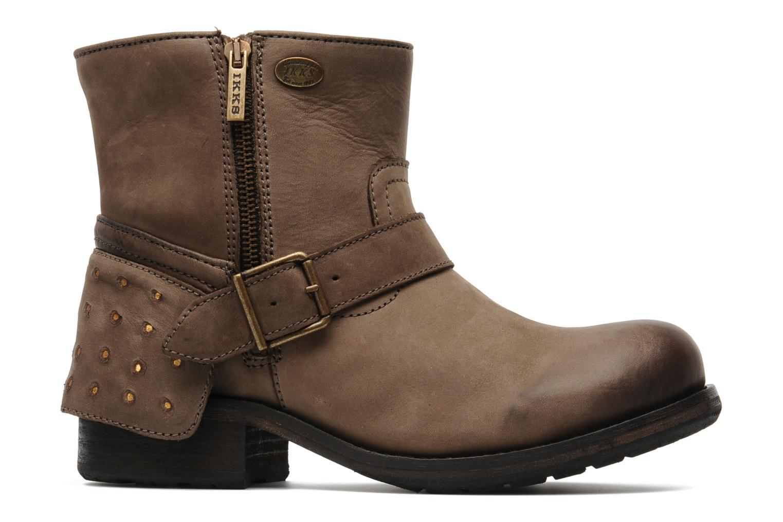 Boots en enkellaarsjes IKKS Harmione Bruin achterkant