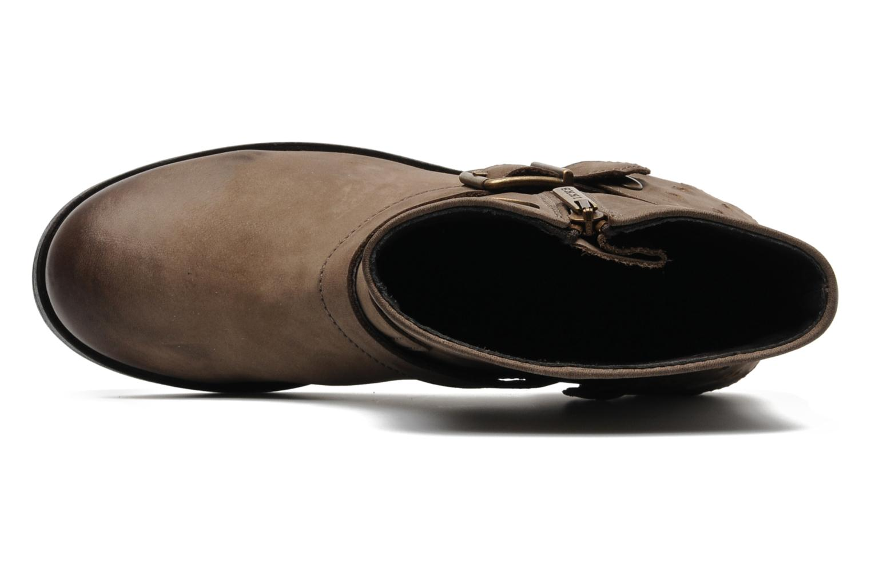 Boots en enkellaarsjes IKKS Harmione Bruin links