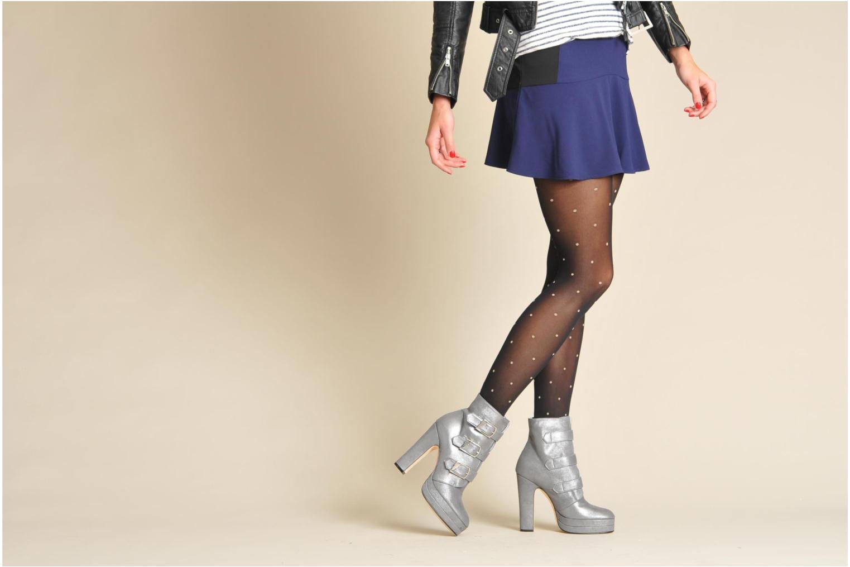 Stiefeletten & Boots Terry de Havilland Joni schwarz ansicht von unten / tasche getragen