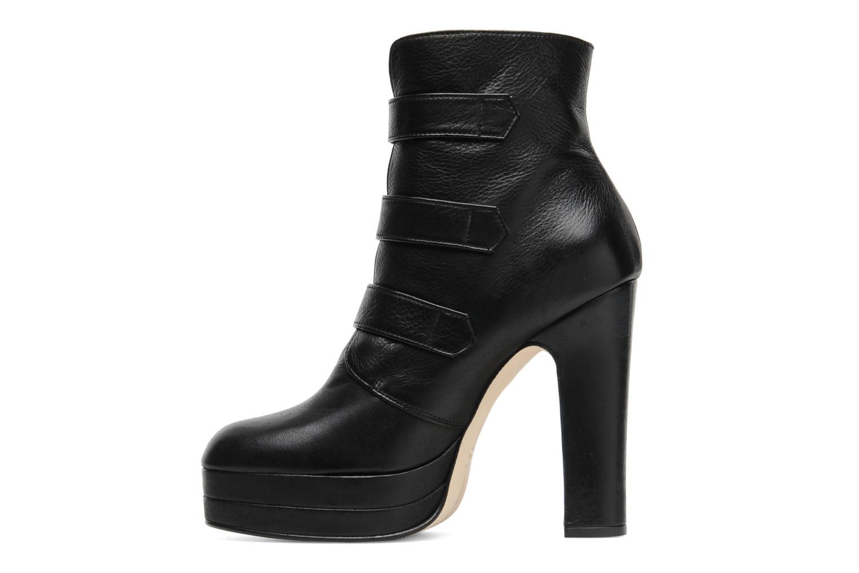Ankle boots Terry de Havilland Joni Black front view