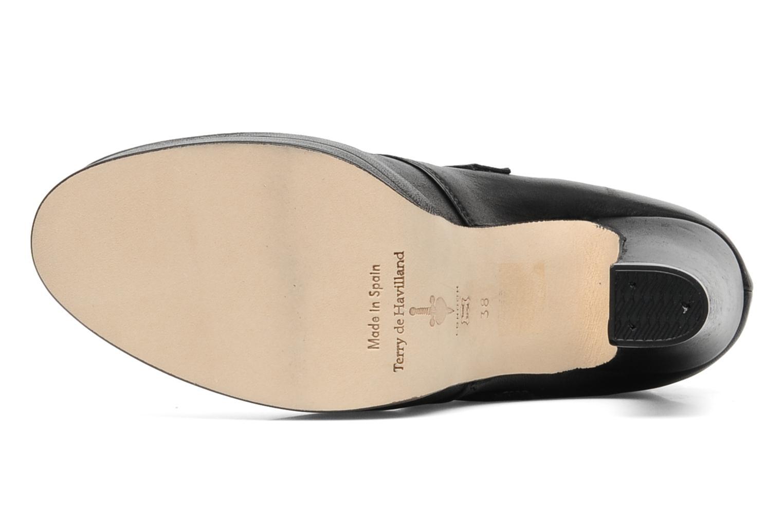 Stiefeletten & Boots Terry de Havilland Joni schwarz ansicht von oben
