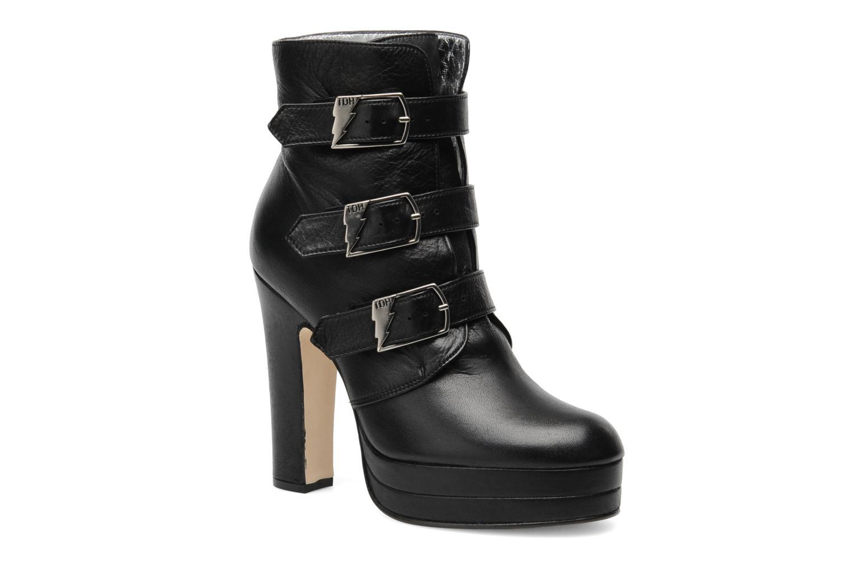 Ankle boots Terry de Havilland Joni Black detailed view/ Pair view