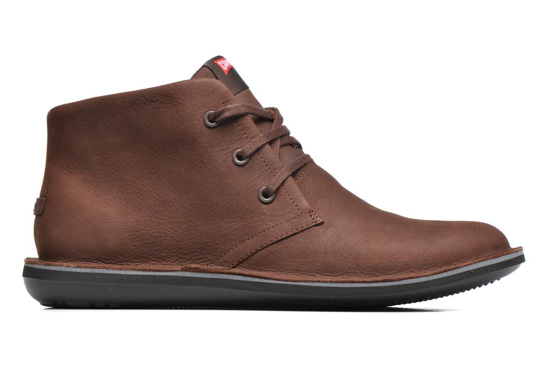 Chaussures à lacets Camper Beetle 36530 Marron vue derrière
