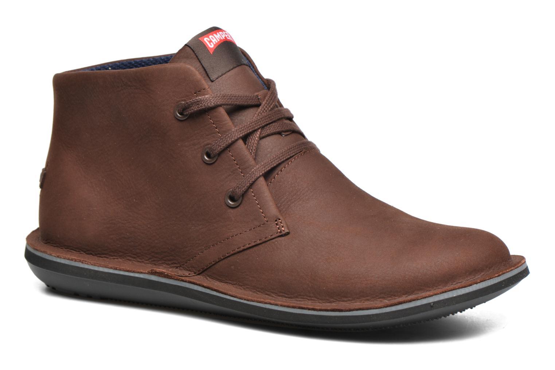 Chaussures à lacets Camper Beetle 36530 Marron vue détail/paire