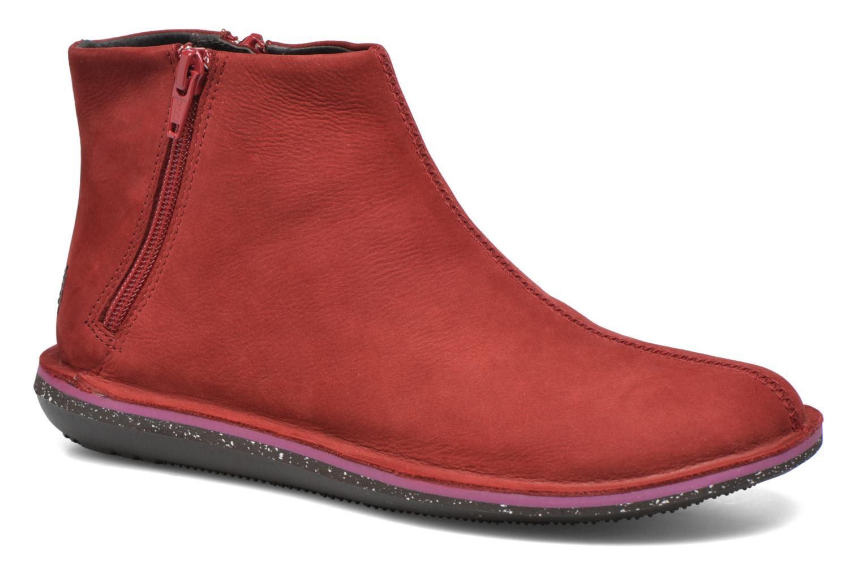 Bottines et boots Camper Beetle 46613 Rouge vue détail/paire